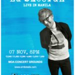 Divide Tour: Ed Sheeran live in Manila