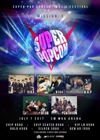 Mission I: Super Pop Con 2017