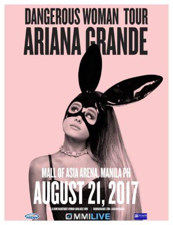Dangerous Woman Tour: Ariana Grande live in Manila