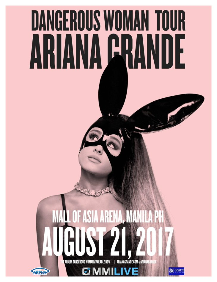 Dangerous Woman Tour: Ariana Grande live in Manila