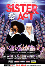 Ovation Productions Announces Cast of Sister Act