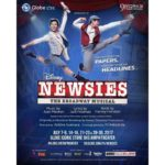 Disney Newsies The Broadway Musical