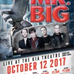 MR. BIG Live in Manila 2017