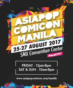AsiaPop Comicon Manila 2017