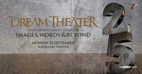 Dream Theater Live in Manila 2017