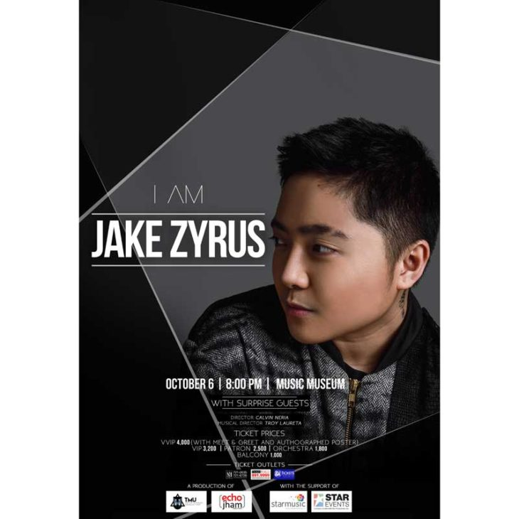 I Am Jake Zyrus at the Music Museum