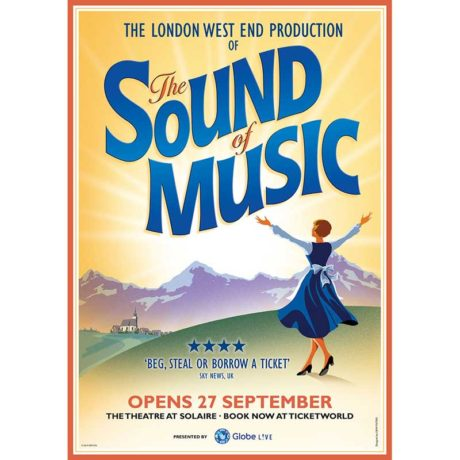 The Sound of Music 2017