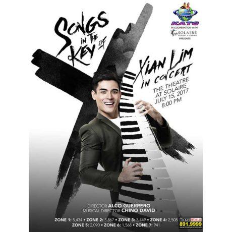 Xian Lim Concert