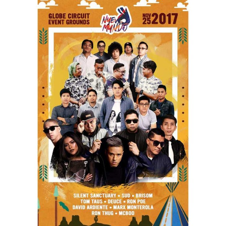Nuevo Mundo Music Festival 2017 Rescheduled