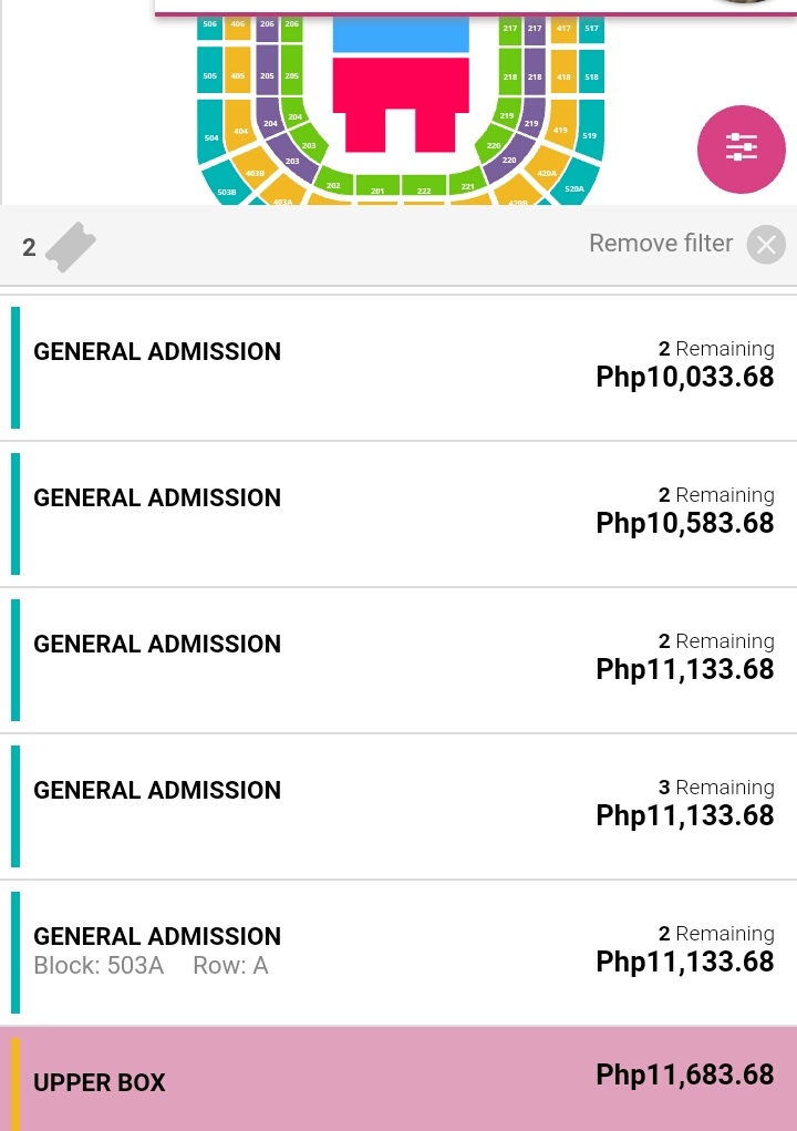 GA Tickets for Bruno Mars Now Being Resold at P11000