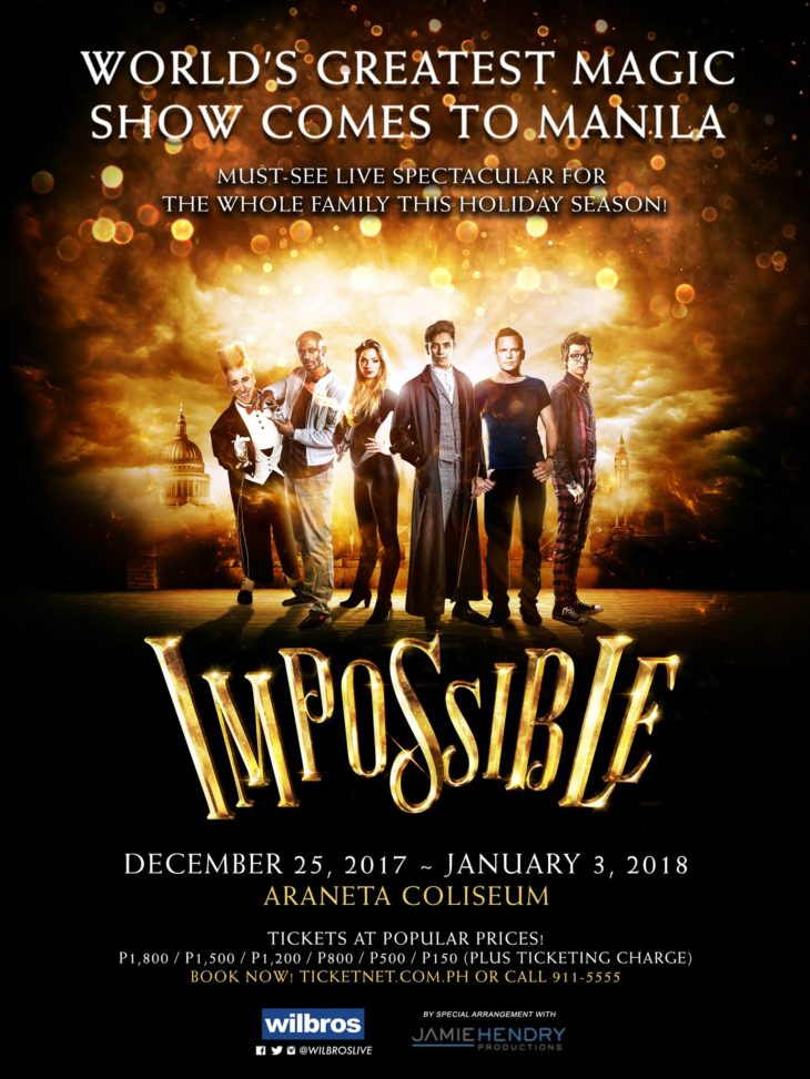 Impossible: The Magic Show