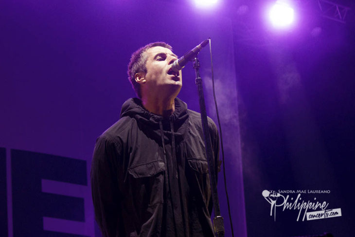 For What It's Worth: Liam Gallagher Live in Manila