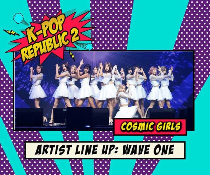 K-Pop Republic 2: Beyond the Usual K-Pop Concert
