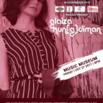 Glaiza De Castro performs at the Music Museum, October 27