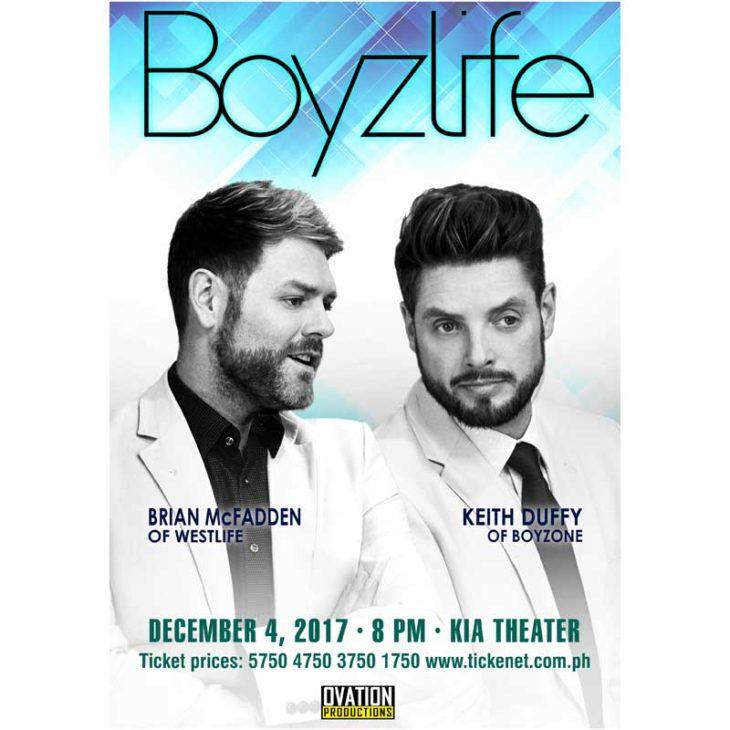 Boyzlife Live in Manila 2017
