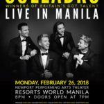 Collabro Live in Manila 2018
