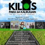 Kilos Para Sa Kalikasan – The 2017 Clean Air Concert