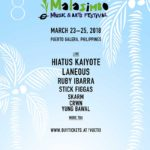 Malasimbo Music & Arts Festival 2018