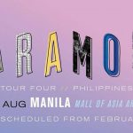 Tour Four: Paramore Live in Manila 2018