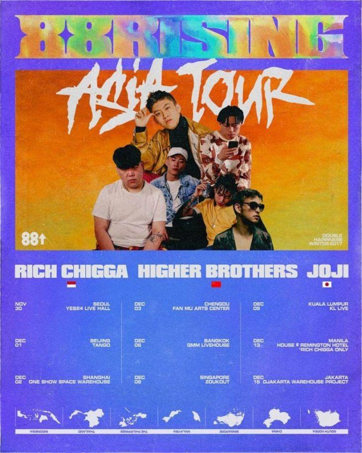 Rich Chigga Live in Manila