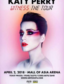 Katy Perry Live in Manila 2018