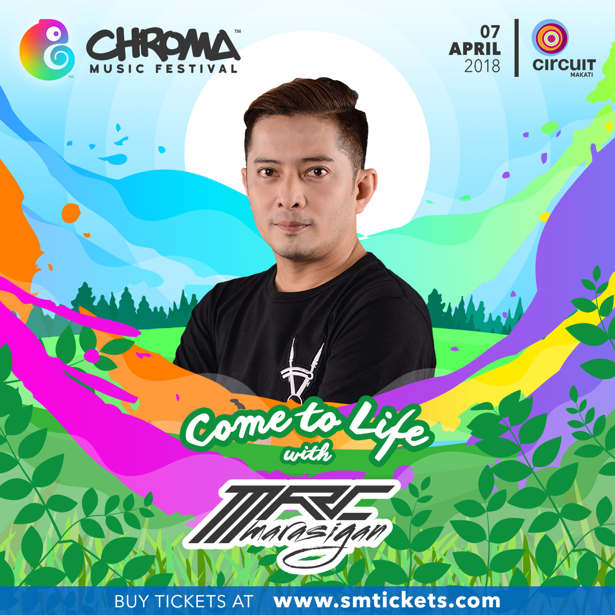 chroma music festival 2018 philippine concerts. Black Bedroom Furniture Sets. Home Design Ideas