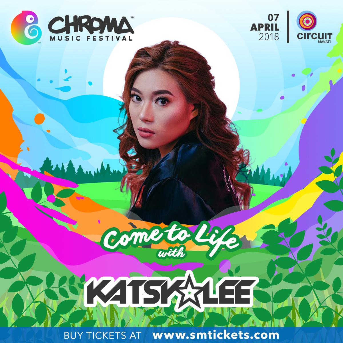 2018: Chroma Music Festival 2018