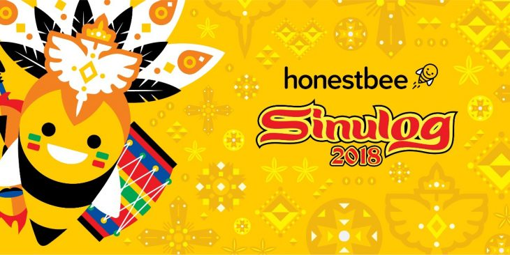 Honestbee Buzzes at Sinulog Festivities in Cebu