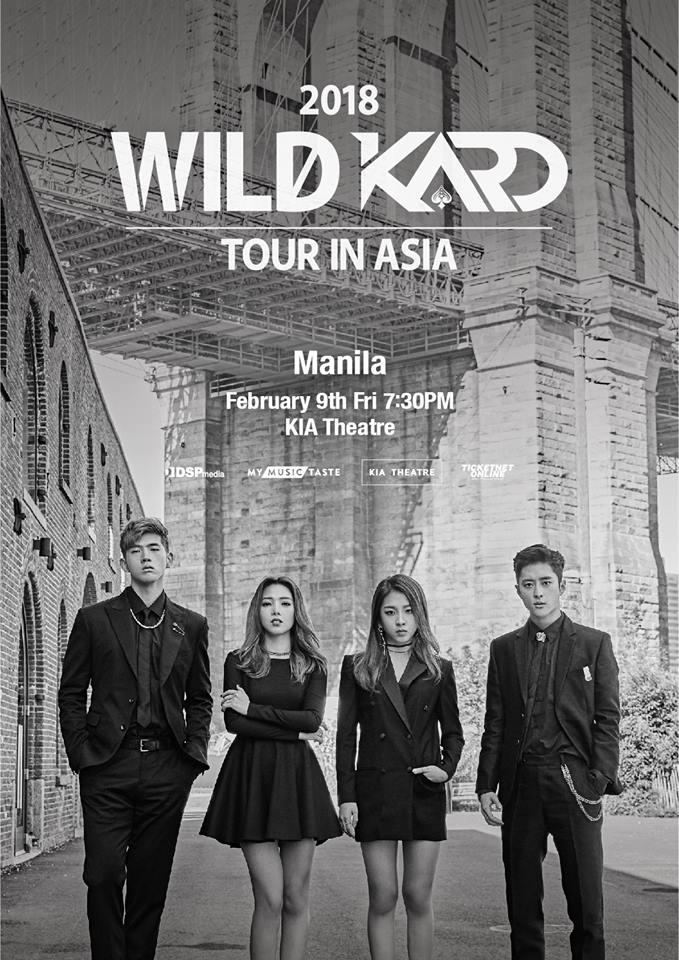Wild Kard Live in Manila 2018