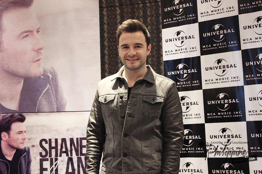 Shane Filan Returns to Manila with