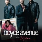 Boyce Avenue with Moira Live in Manila 2018