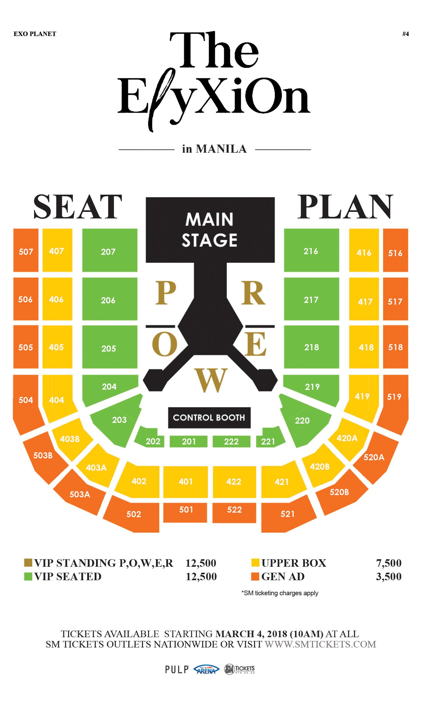 Exo In Manila 2018 >> EXO Live in Manila 2018 | Philippine Concerts