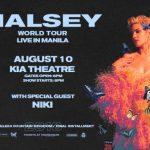 Halsey Live in Manila 2018
