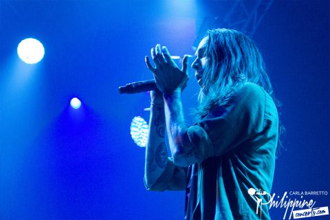 Incubus Live in Manila 2018 Photo Gallery