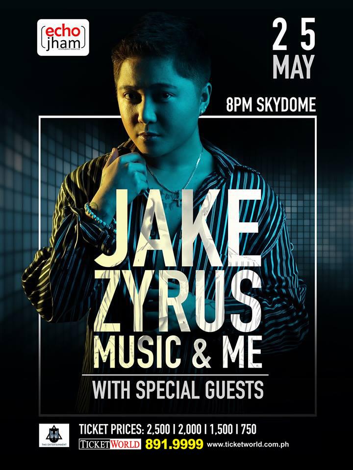 Jake Zyrus – Music & Me