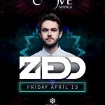 Come Alive at Cove Manila with ZEDD