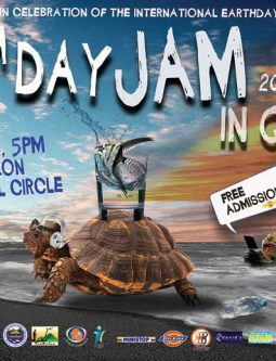 Earth Day Jam 2018