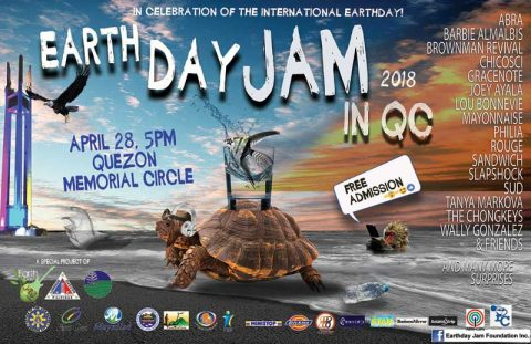 Earth Day Jam 2018