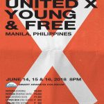 Hillsong United X Young & Free Live in Manila 2018