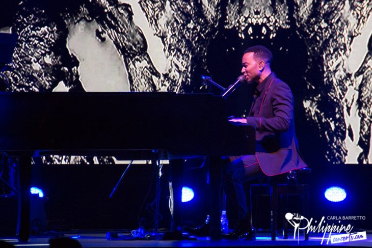 John Legend Live in Manila 2018 Photo Gallery