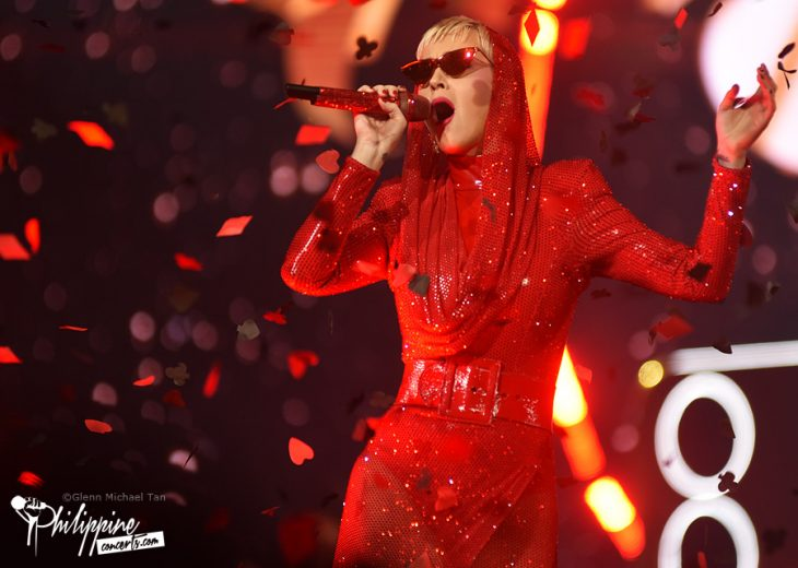 Katy Perry Live in Manila 2018 Photo Gallery