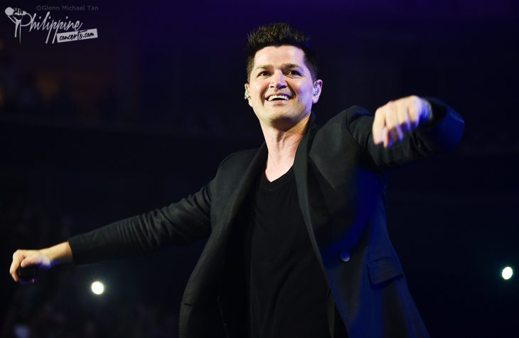 The Script Live in Manila 2018 Photo Gallery