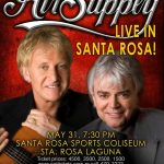 Air Supply Live in Santa Rosa