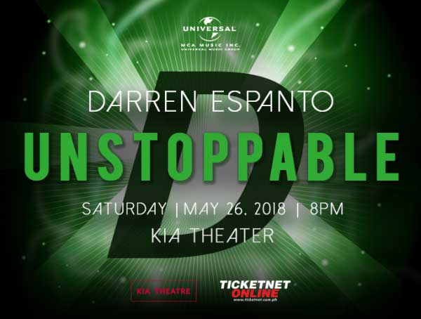 Talk N Txt and Vivo brings you The Unstoppable Force that is Darren Espanto