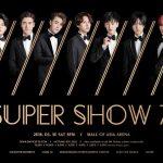 Super Show 7 – Super Junior Live in Manila 2018