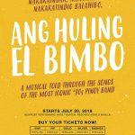 Ang Huling El Bimbo Eraserheads Musical
