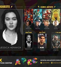 AsiaPOP Comicon Manila 2018