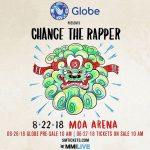 Chance the Rapper Live in Manila 2018