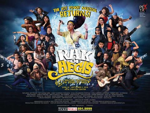 Rak of Aegis Musical 2018