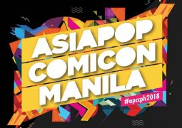 AsiaPOP Comicon Manila 2018 Ticket Promo
